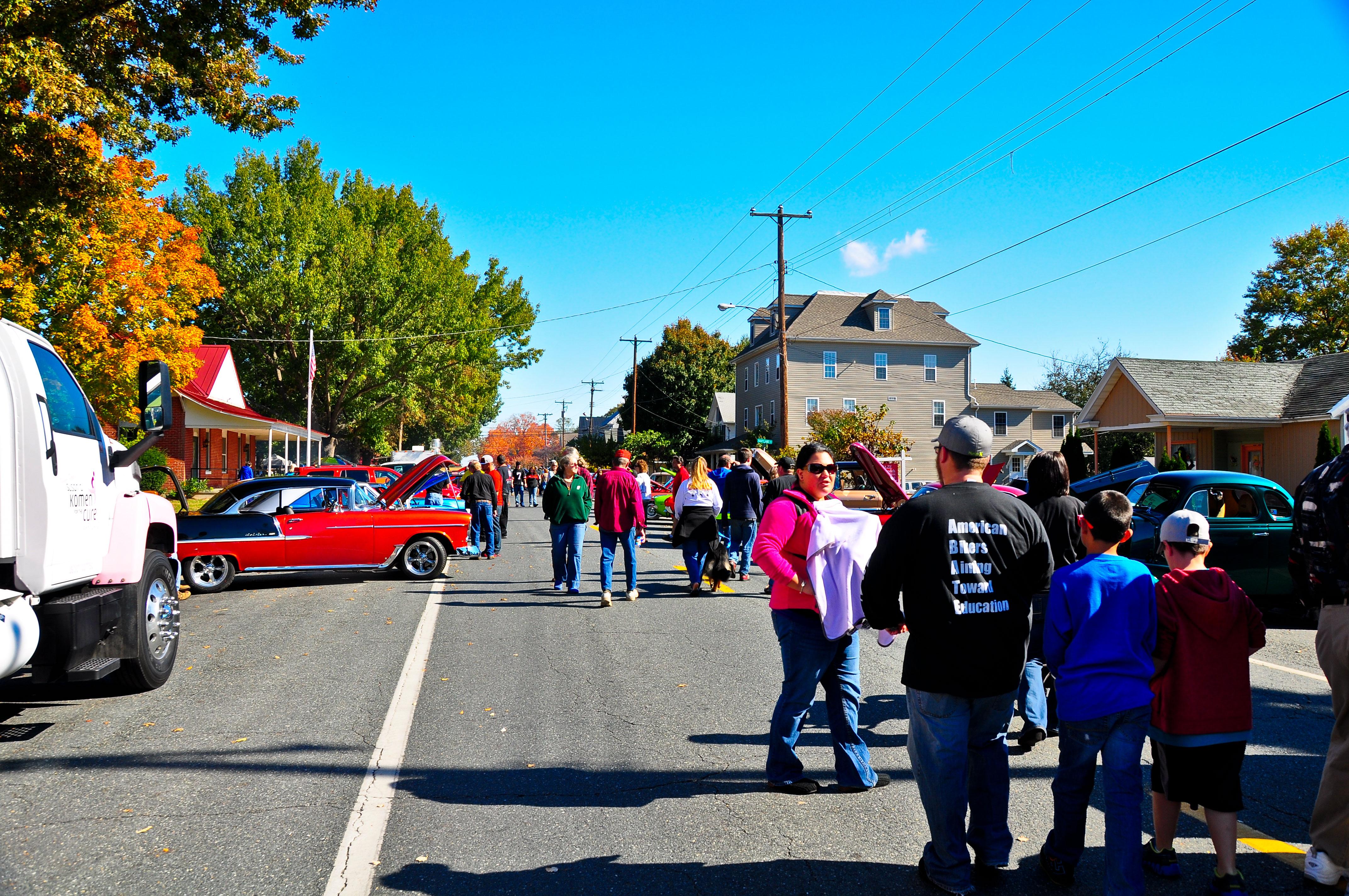 Family Fun Ridgely Car Show - Ridgely car show